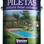 PILETAS pintura base solvente Venier